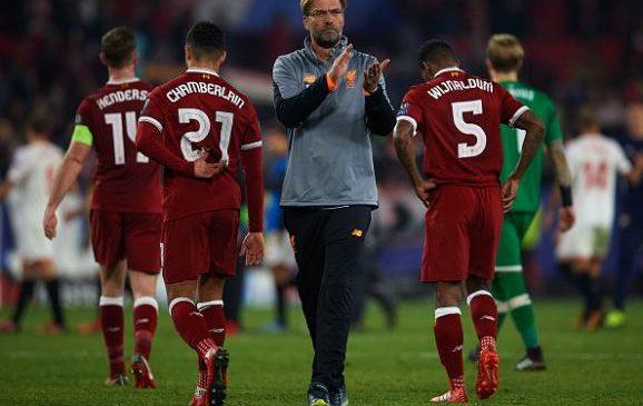 Sevilla 3-3 Liverpool: Jurgen Klopp's men throw away three goal lead in disastrous collapse