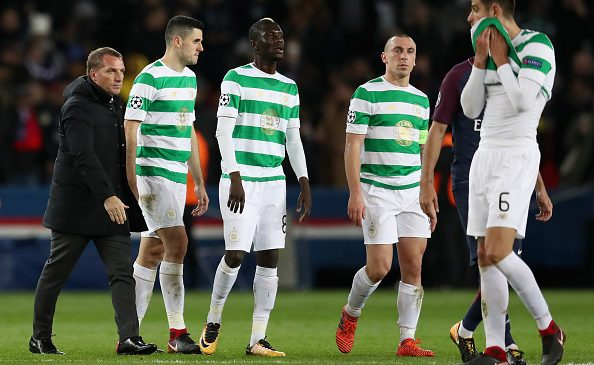 PSG 7-1 Celtic: Brendan Rodgers' side taught footballing lesson by superb PSG in Champions League