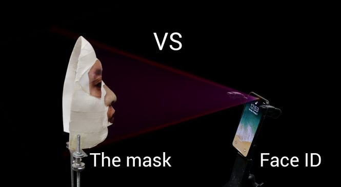 Hackers fool iPhone X Face ID with simple mask