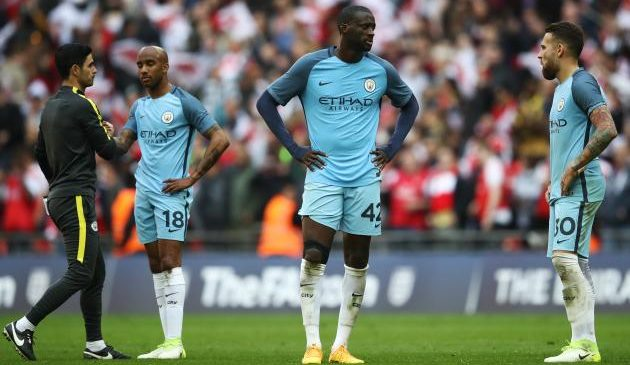 Manchester City v Arsenal: Six statistics which could prove pivotal