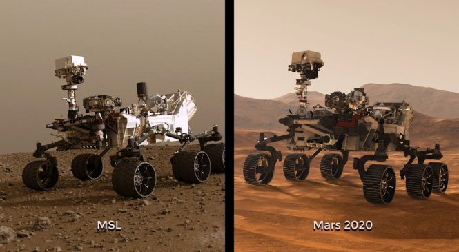 NASA's next Mars rover to improve on Curiosity
