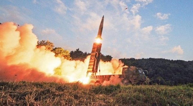 North Korea says new missile puts all of US in striking range