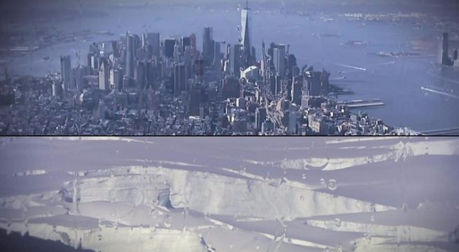 Nasa forecast: Which cities will flood as ice melts?