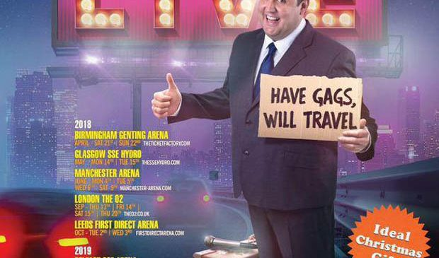 Fury as touts selling Peter Kay tour tickets for £1,000 a seat