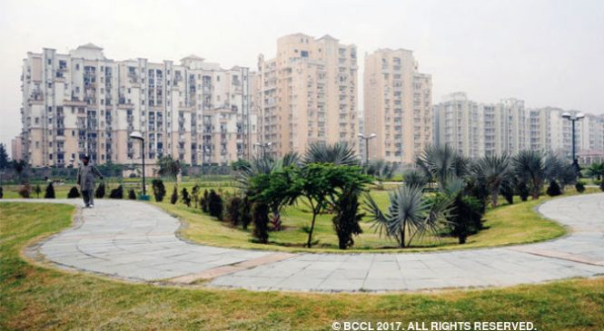 Residents default on property tax, Gurugram civic body seals gates of two societies
