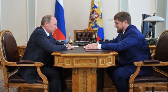 Chechen leader Ramzan Kadyrov 'ready to resign'