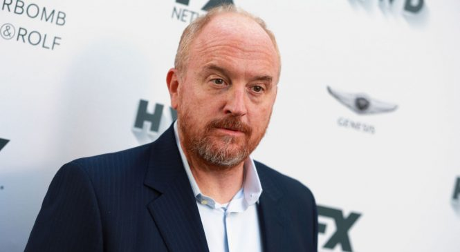 Louis CK: Sexual misconduct claims 'true'