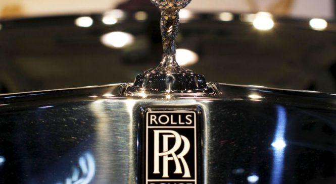 Rolls-Royce pulls rapper video over seatbelt