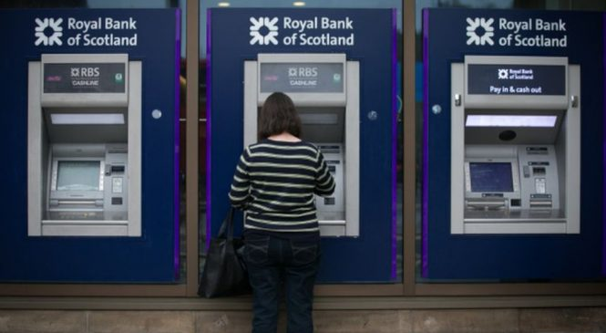RBS to close one in four branches and shed 680 jobs