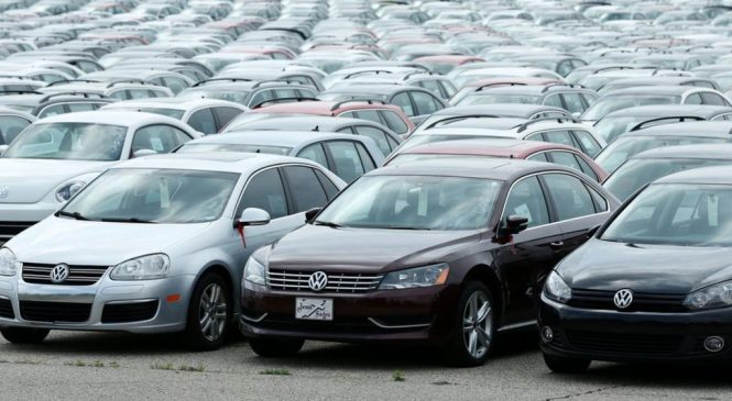 Ex Volkswagen executive jailed in US amid diesel scandal