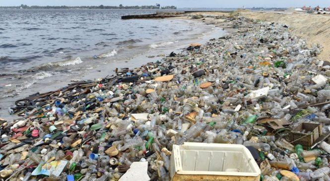 Ocean plastic a 'planetary crisis' – UN