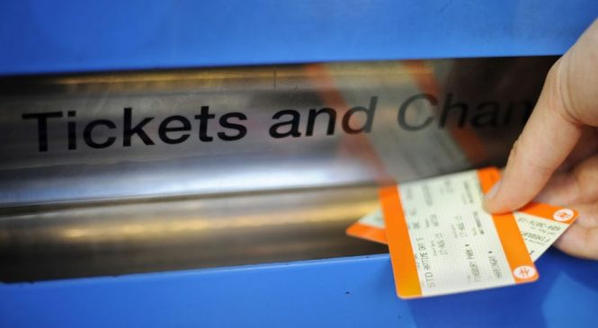 Rail fare rise biggest for five years
