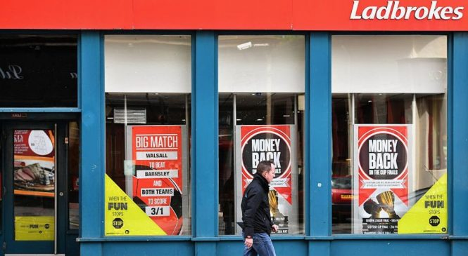 Ladbrokes Coral bought by online rival GVC
