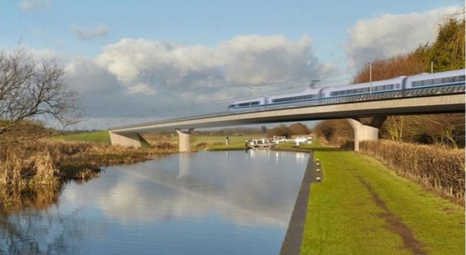 HS2 redundancy pay 'shocking waste' of taxpayer cash