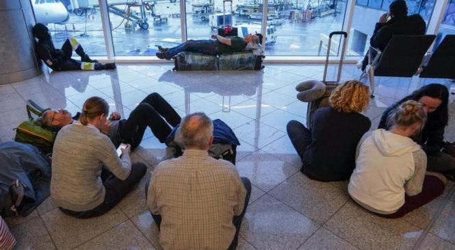 Atlanta Hartsfield-Jackson airport power cut strands thousands