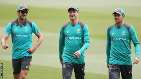 I hope Bird sticks it up England in Melbourne – Starc