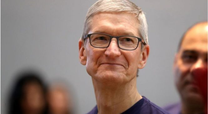 Tim Cook required to fly only by private jet