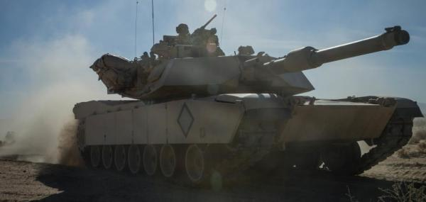 General Dynamics to upgrade 786 Abrams tanks