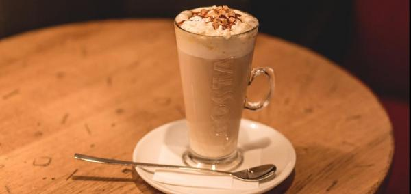Study details the physics of a café latte