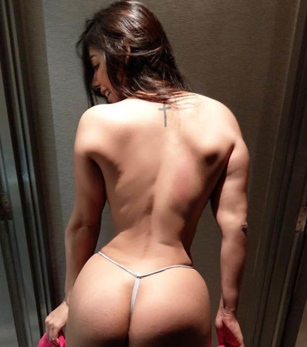 Suzy Cortez sexy Instagram booty pic
