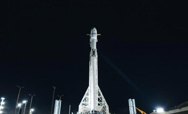 Watch live: SpaceX to launch rocket from California