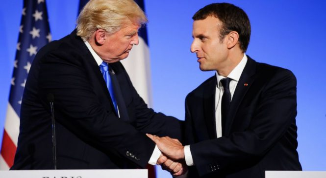 France names winners of anti-Trump climate change grants