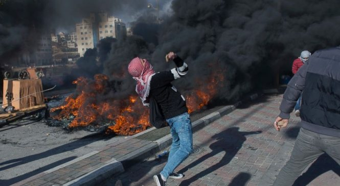 The Latest: Israel urges others to follow US on Jerusalem