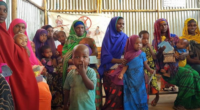 Somali refugees who fled drought, extremism face ration cuts