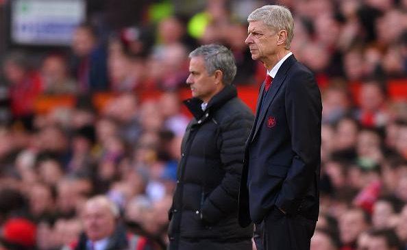Arsene Wenger: Jose Mourinho has finally made his mark on Manchester United