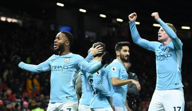 Coral Daily Download – Manchester City 1/16 to win Premier League after Man United victory