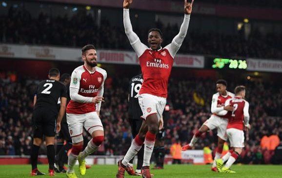 Arsenal 1-0 West Ham: Gunners progress to EFL Cup semi-finals with uninspiring win