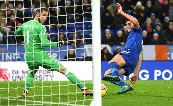 Leicester 2-2 Manchester United: Late Harry Maguire strike continues Red Devils' woes
