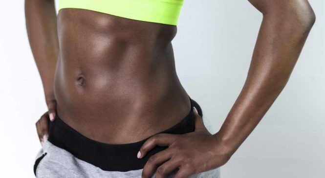 Want Great Abs? Here's What You Should Be Eating