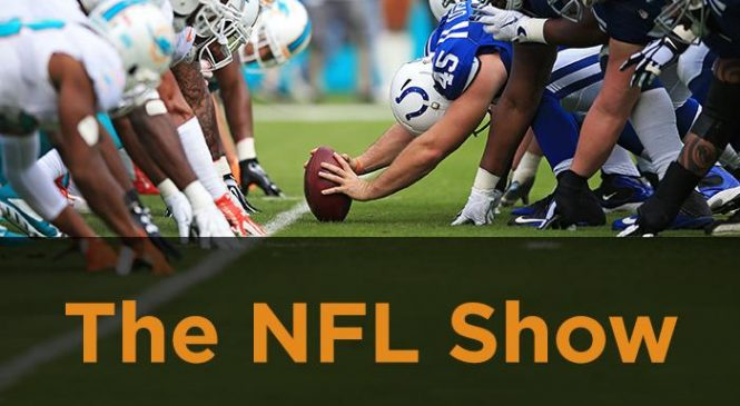 The NFL Show podcast: December 26, 2017