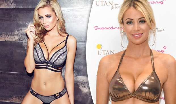 Love Island babe Olivia Attwood back on the market?