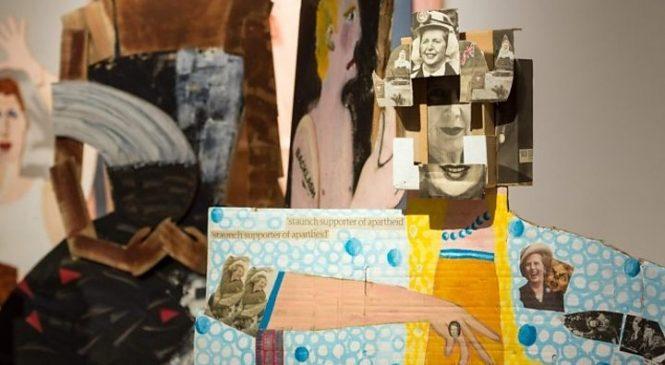 Lubaina Himid in historic Turner Prize win