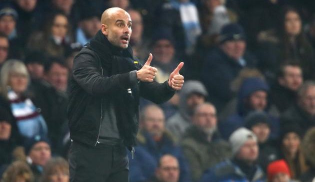 Man City 4-1 Tottenham: Pep Guardiola hails rampant Blues for beating 'one of the strongest teams in the Premier League'