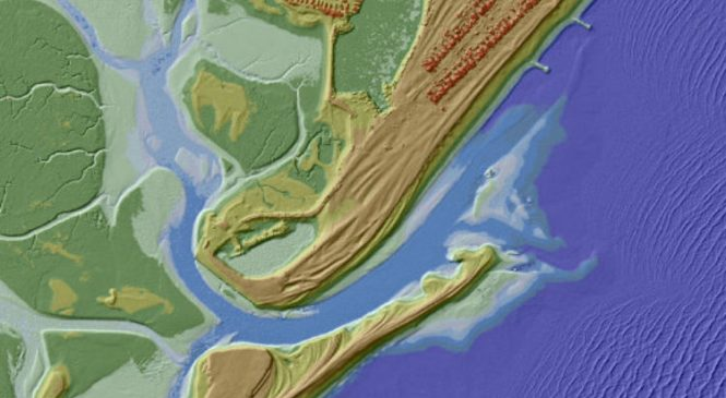 Laser-equipped aircraft to map England in 3D