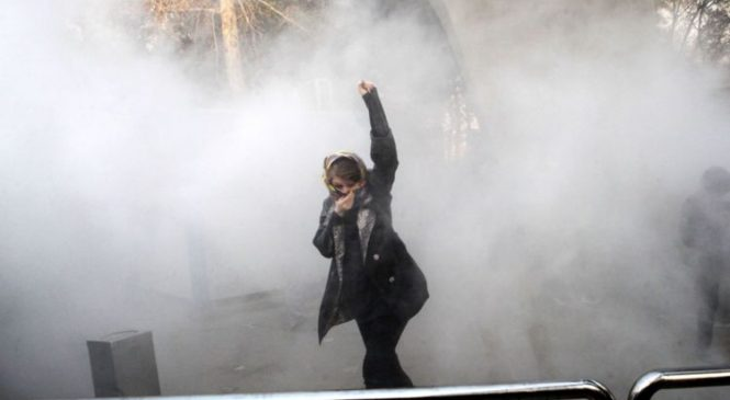 Two demonstrators killed in Iran protests