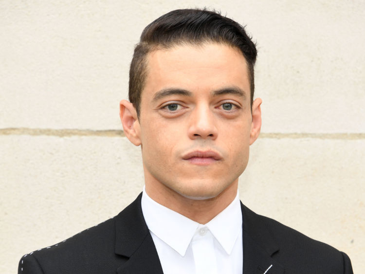 Rami Malek will play the role of Freddie Mercury in the biopic
