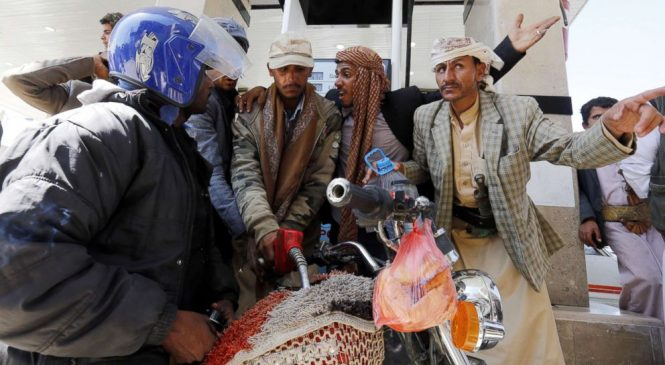 Yemen's cities running out of fuel and clean water in 'imminent catastrophe,' UN says