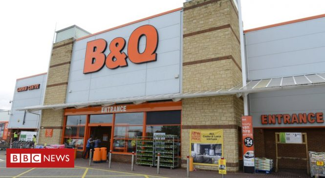 B&Q to cut 200 head office jobs
