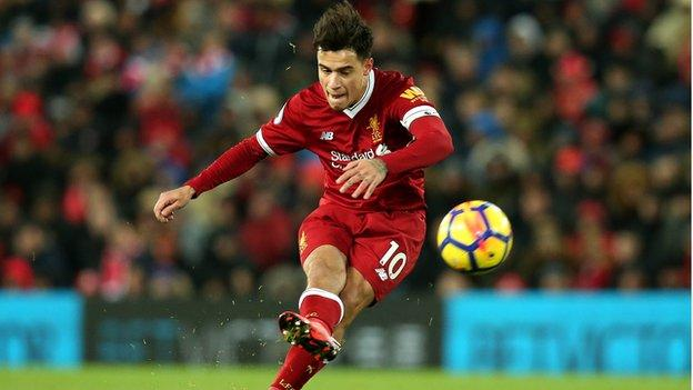 Philippe Coutinho: Barcelona to sign Liverpool and Brazil midfielder in £142m deal