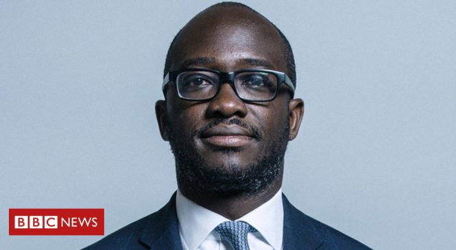 Sam Gyimah is new science minister