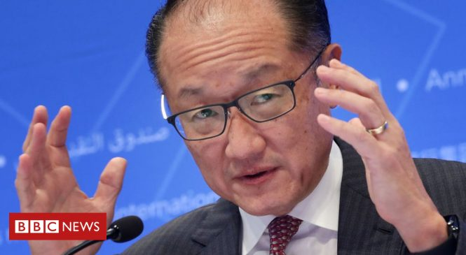 Global growth back at pre-crisis levels, says World Bank