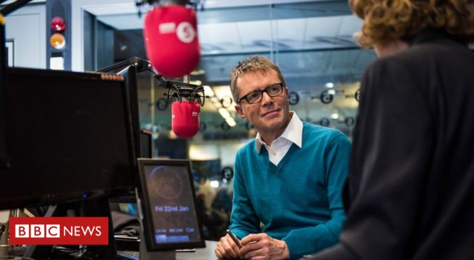 Some BBC male presenters agree pay cut