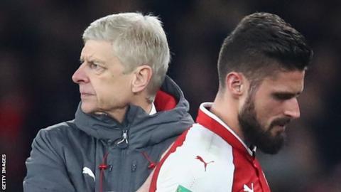 Aubameyang's Arsenal move hangs on Giroud & Batshuayi deals