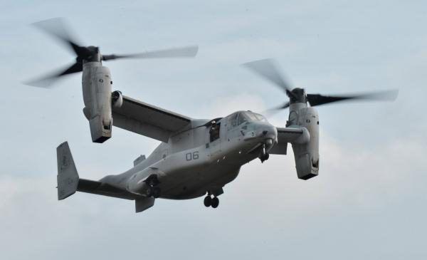 Bell-Boeing receives $35 million contract to upgrade V-22 Ospreys