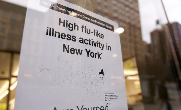 CDC report: Flu activity is increasing across U.S.