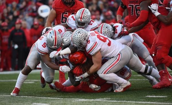 Ohio State Buckeyes LB Jerome Baker opts to enter 2018 NFL Draft